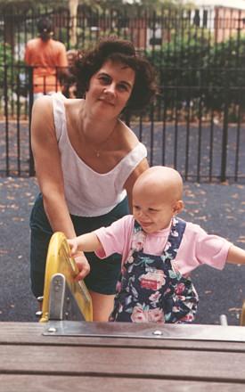 """Frances Verter, PhD, heategevusliku veebi """"Parent's Guide to Cord Blood Foundation"""" asutaja"""